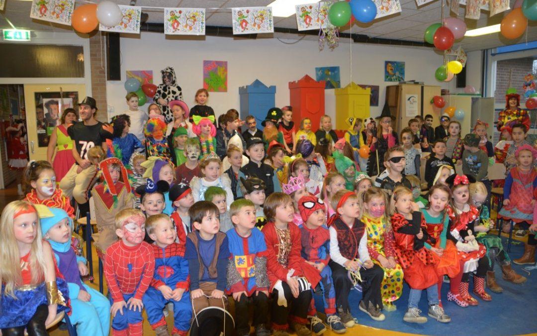 Scholen Carnaval 2016