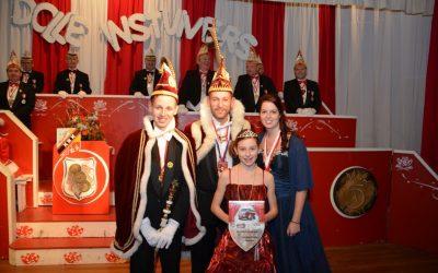 Dolle Avond Aan De Rijn, mit grüße aus Tirol! 28-01-2017