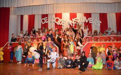 Kinder Carnaval 2016