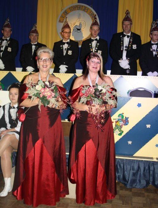 Prinsenkeuzeavond De Toppertjes 26-11-2016