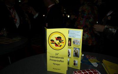 Internationaal Prinsentreffen Nijmegen 29-01-2017