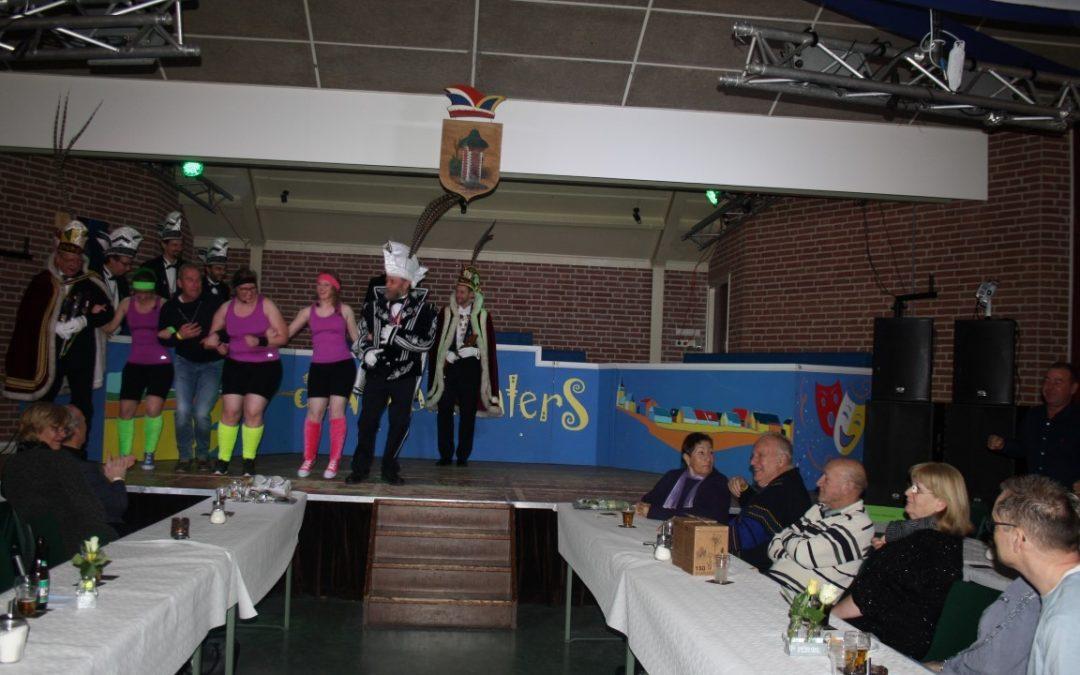 Waalkanters Prinkzitting 10-02-2017