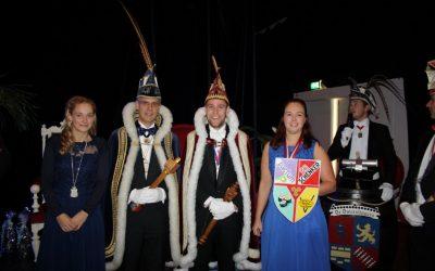 Dwarsliggers Prinsenreceptie 19-11-2017