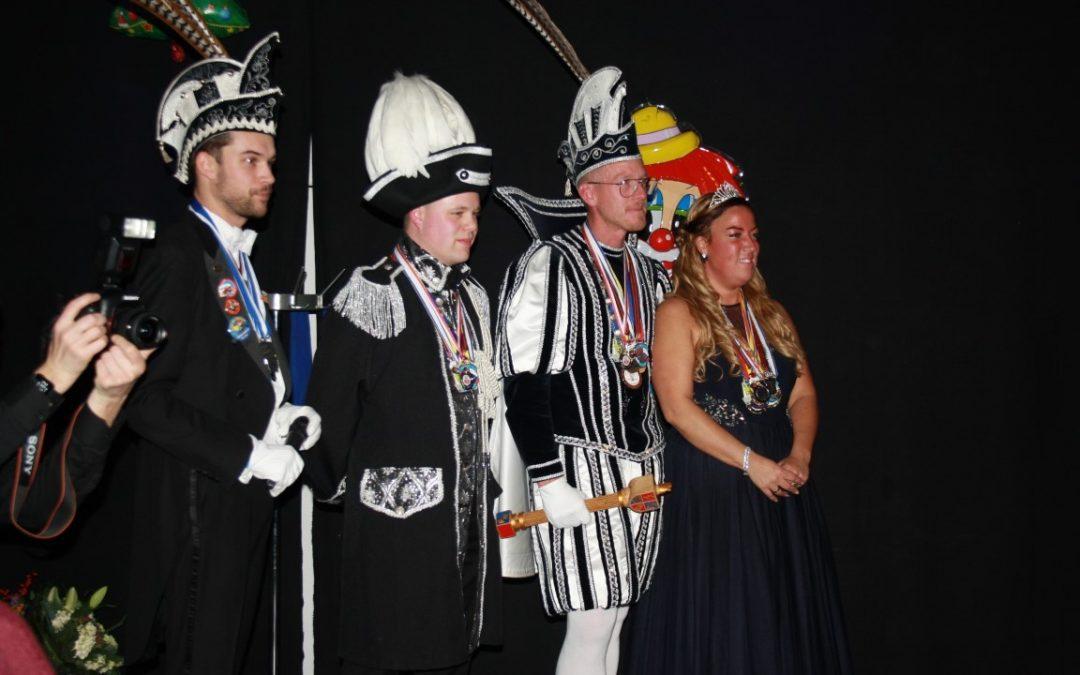 Prinsenreceptie Dwarsliggers 14-12-2019