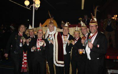 Prinsentreffen Nijmegen 26-01-2020